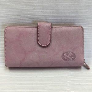 Nice Pink Buxton Wallet